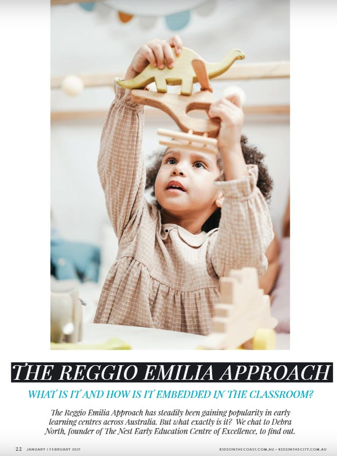 Early Childhood Education Feature Article